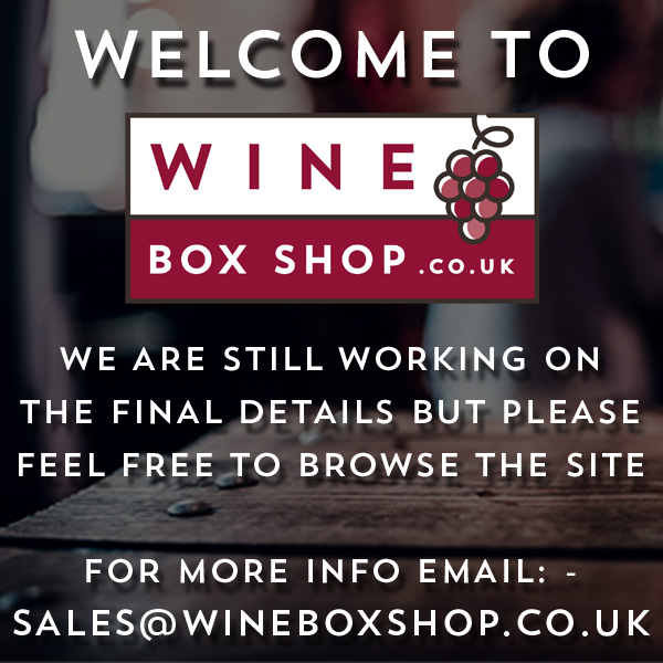 Welcome to Wine Box Shop