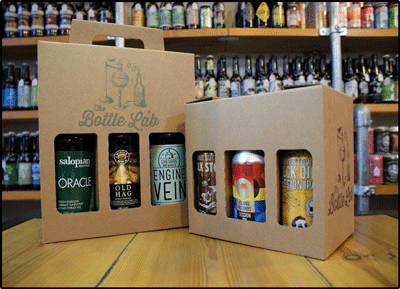 Our Gift Boxes in Bottle Shop