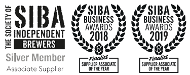 Beer Box Shop is a proud Silver member of SIBA