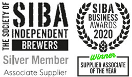 Beer Box Shop are Silver SIBA members and Winners of the Supplier Associate of the Year.