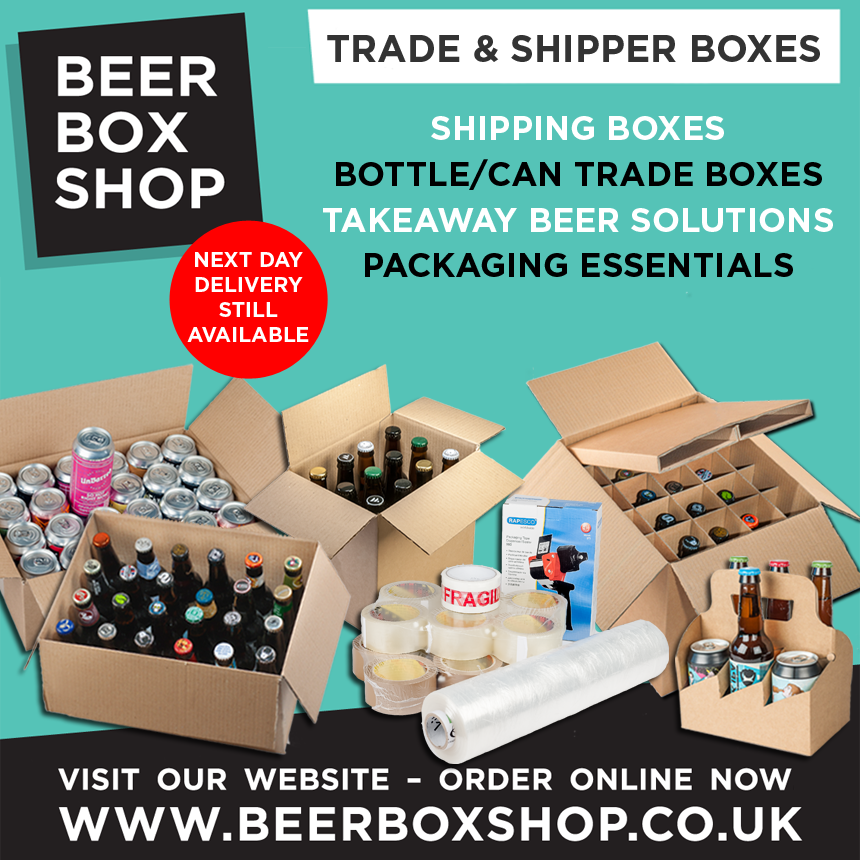 Trade & Shipper Boxes In Stock