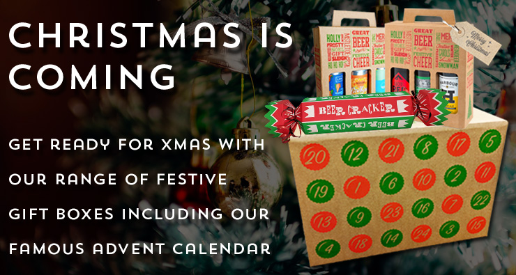 Get Ready For Christmas With Our Range Of Xmas Gift Boxes